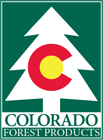 Colorado Forest Products: Rocky Mountain Timber Products, Del Norte, Colorado