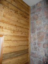 Tongue and Grove Paneling, Rocky Mountain Timber Products, Del Norte, Colorado